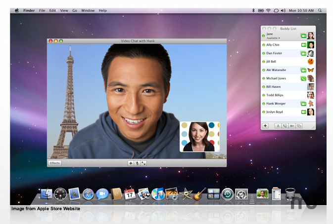 apple ichat