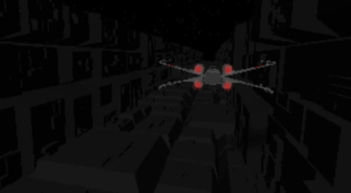 chrome-experiments-x-wing