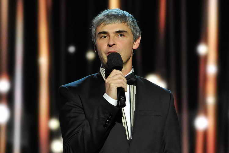 Larry Page Speech