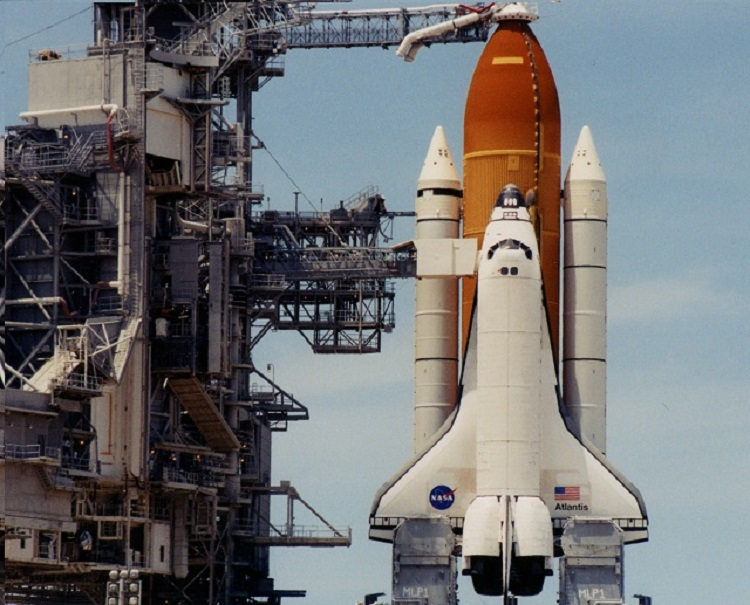 columbia space shuttle