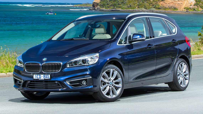 bmw 2 series active tour