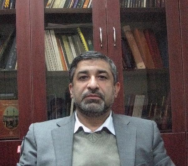دکتر علی ایرانمنش