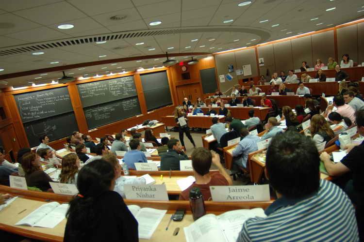 Harvard Business School Classes