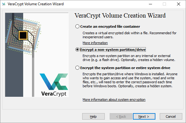 VeraCrypt-Choice