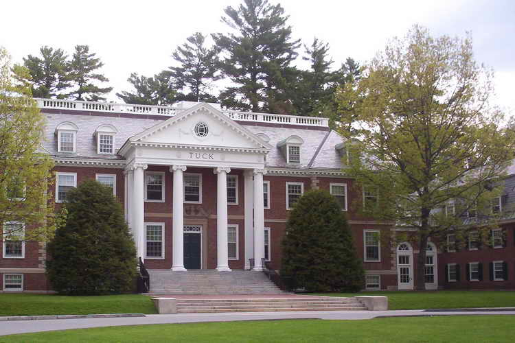 Dartmouth College — Tuck School of Business