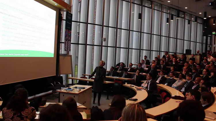 INSEAD graduate business school