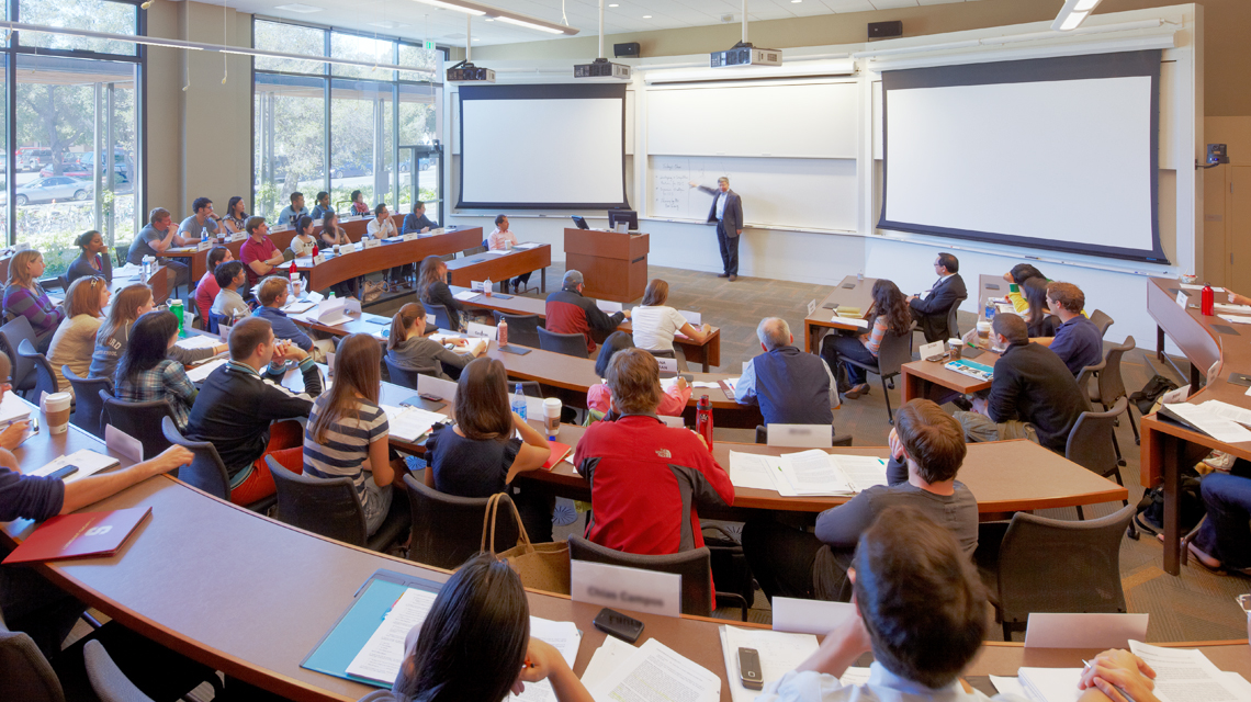 Stanford Graduate School of BusinesscMba class