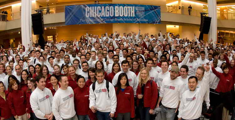 The Chicago Booth Alumni community
