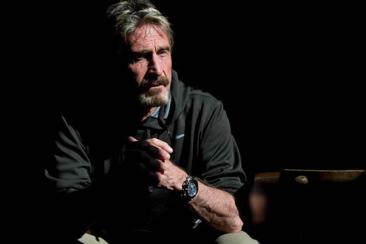 John McAfee Quotes