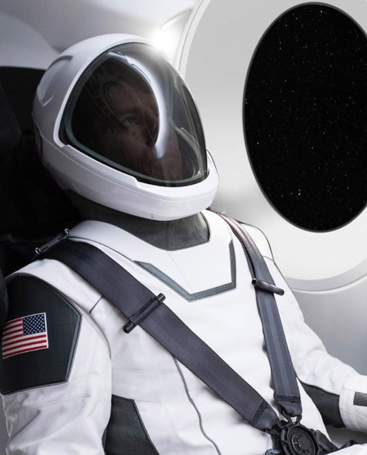 SpaceX's Space Suits