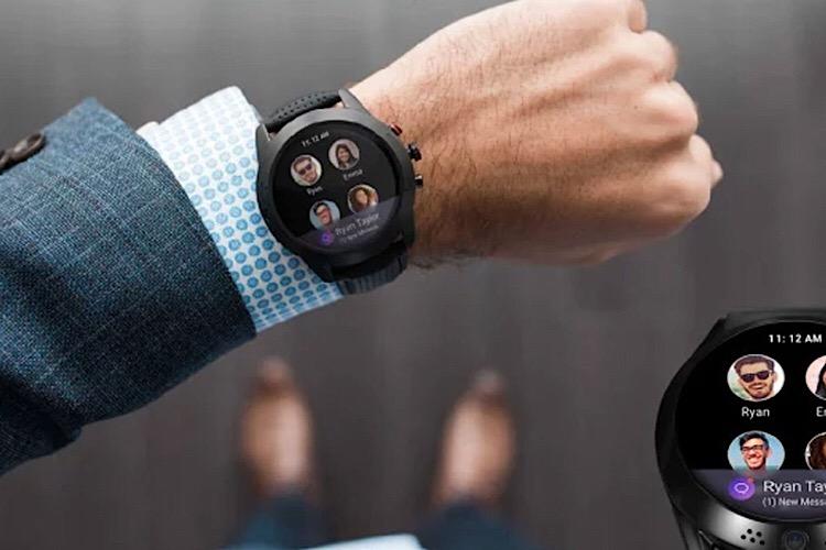 ساعت هوشمند Arrow دوربین ۳۶۰ درجه دارد