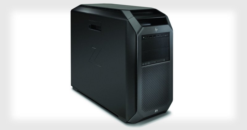 hp workstation z series