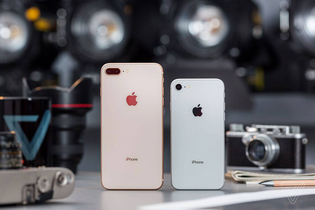 iphone 8 and 8 plus - the verge