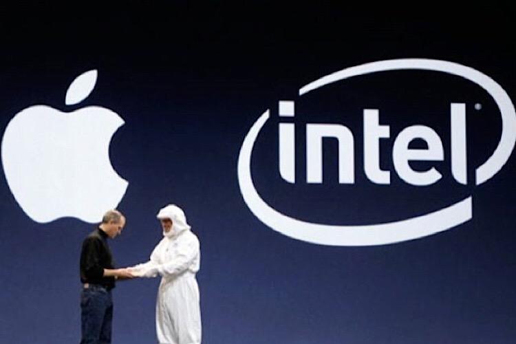 اپل برای مک های آینده، تراشه سفارشی مبتنی بر آرم تولید میکند
