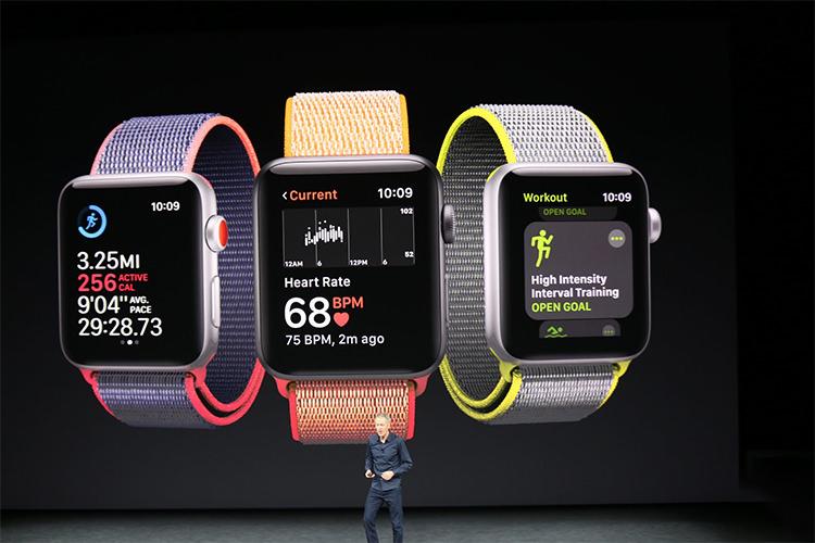 جزئیات جدید قابلیت پایش وضعیت قلب اپل واچ