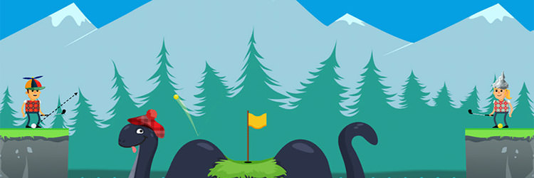 بازی Battle Golf Online
