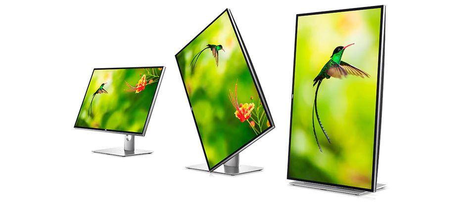 Dell 8K monitor