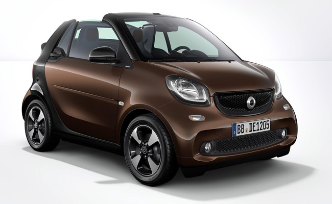 15th Anniversary Edition Smart Fortwo