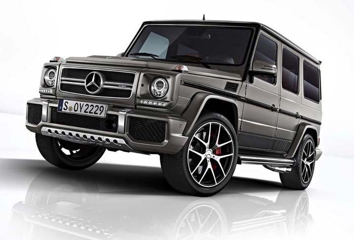 Mercedes-Benz G63 Exclusive edition