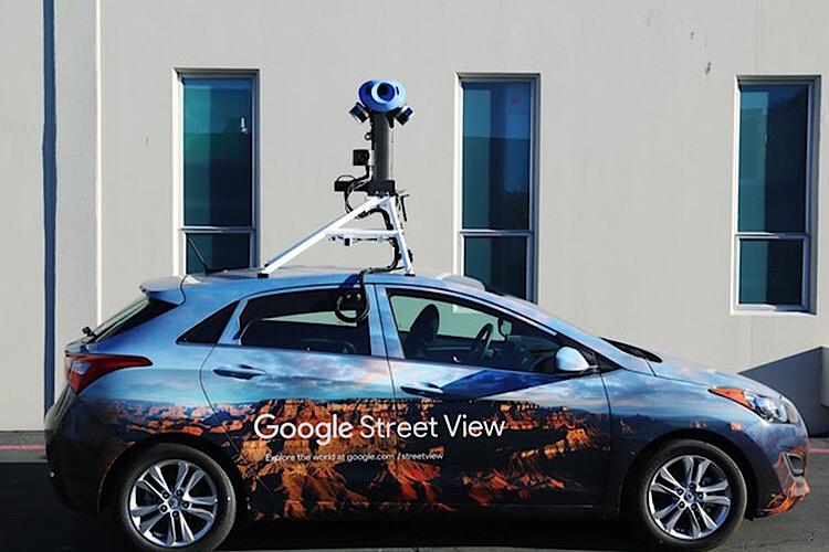 گوگل دوربین های استریت ویو را پس از ۸ سال بهروزرسانی کرد
