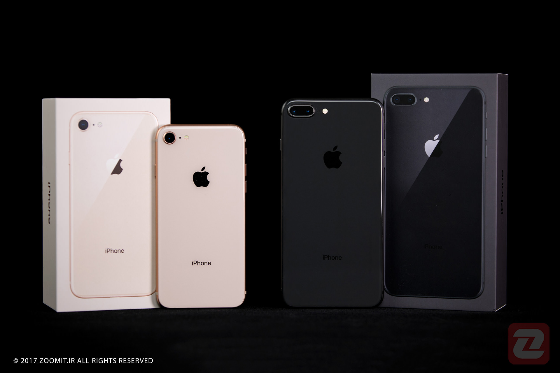 آیفون 8 ، آیفون 8 پلاس / iphone 8, iphone 8 plus