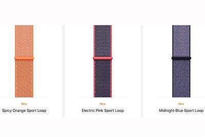 اپل بند اسپرت لوپ را برای اپل واچ معرفی کرد