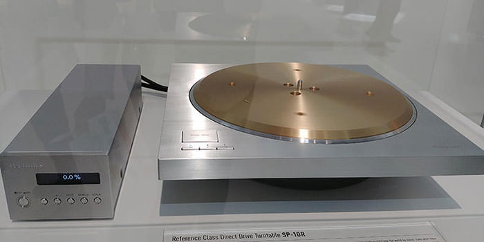 Ifa 2017 Technics SP-10R turntable