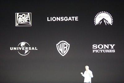 اپل فیلمهای 4K را  به قیمت فیلمهای اچ دی عرضه خواهد کرد