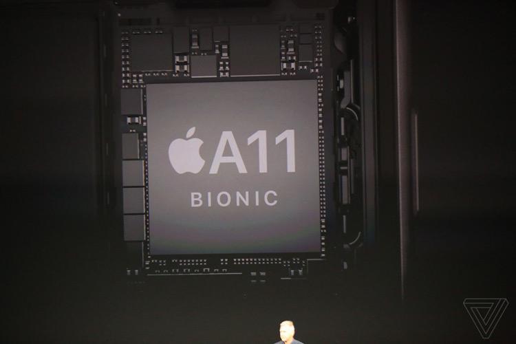 پردازنده A11 Bionic اپل؛ یک تراشهی ۶ هستهای با ۴.۳ میلیارد ترانزیستور