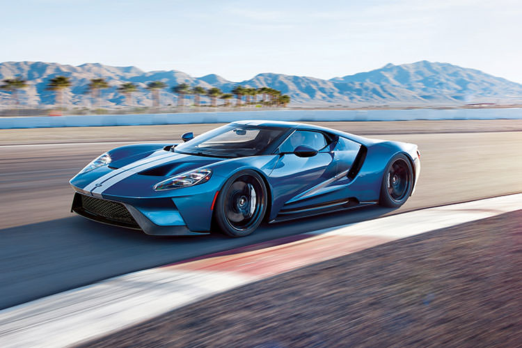 کوپه فورد GT/ Ford GT Coupe