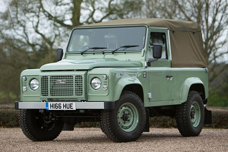 Heritage 90 land rover