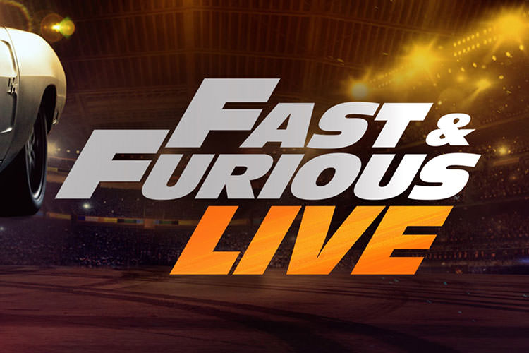 Fast and Furious Live/ سریع و خشن