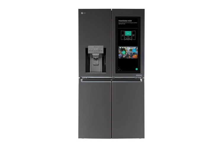 LG 4 Door Smart Insta View Fridge