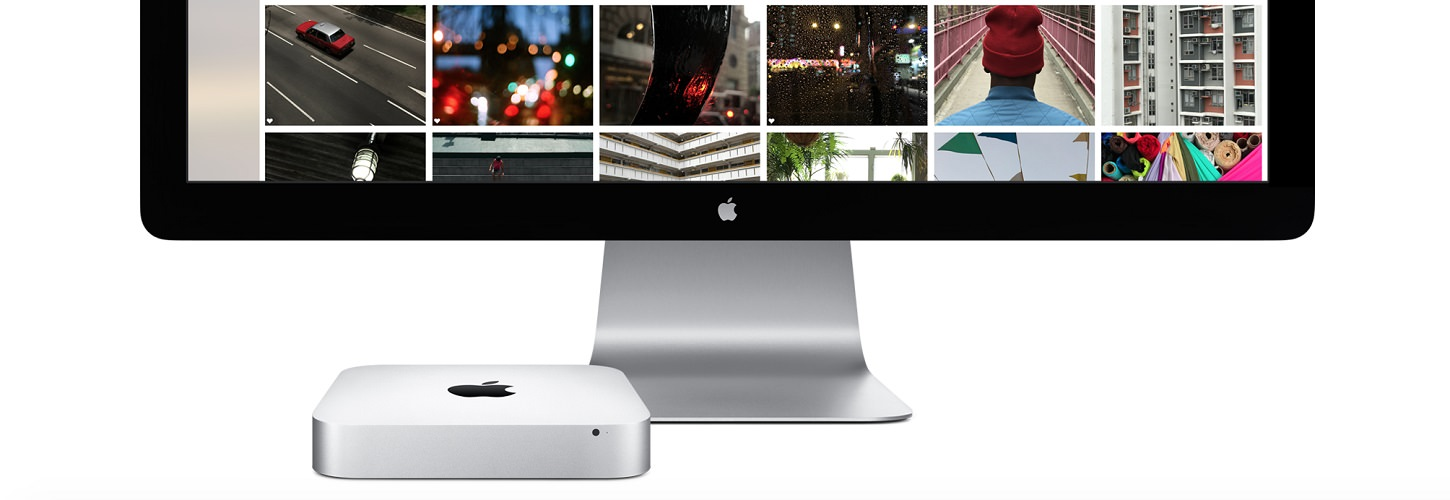 iMac and Mac Mini