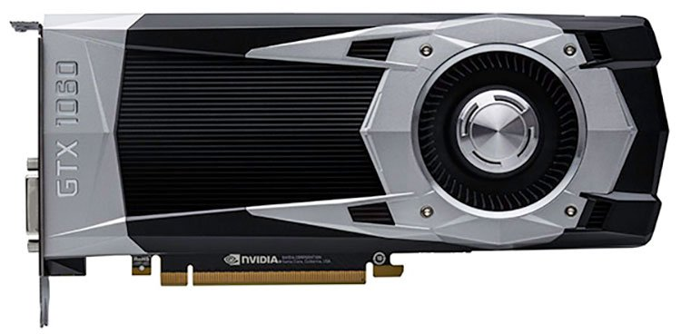 Nvidia's GeForce GTX 1060
