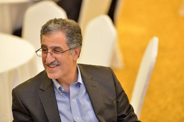 مسعود خوانساری ، رئیس اتاق بازرگانی، صنایع، معادن و کشاورزی تهران