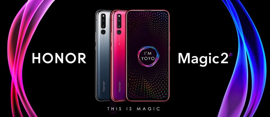 Honor Magic 2 / آنر مجیک 2