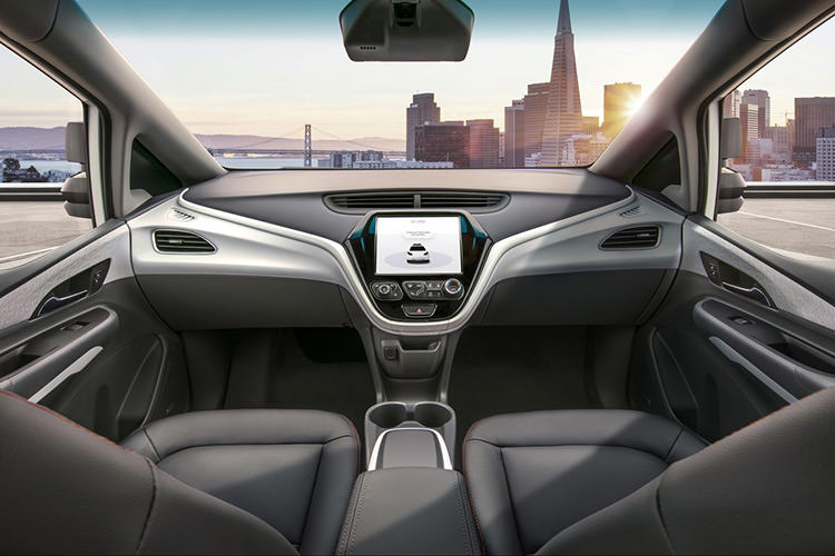 Self-driving car / خودروی خودران
