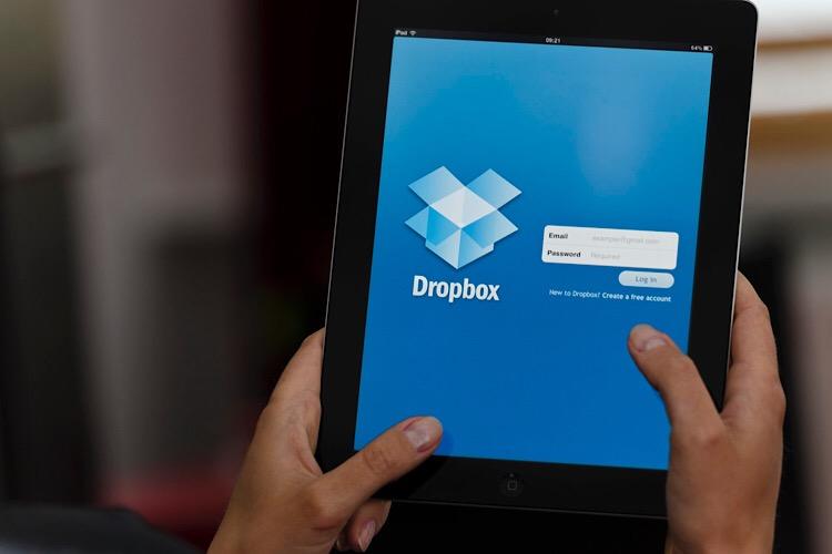 قابلیت تشخیص متن دراپ باکس، یافتن تصاویر و پی دی اف ها را آسان تر می کند