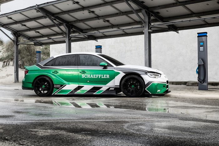 Audi RS3 SHEFLER