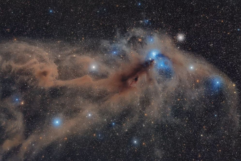 برترین تصاویر نجوم سال 2018