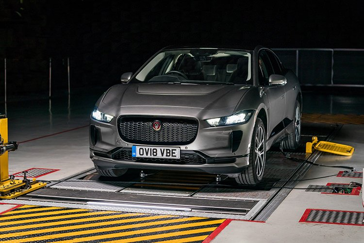 Jaguar I-Pace Electric crossover / کراس‌اور برقی جگوار I-Pace