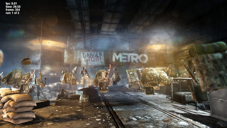 metro last night redux