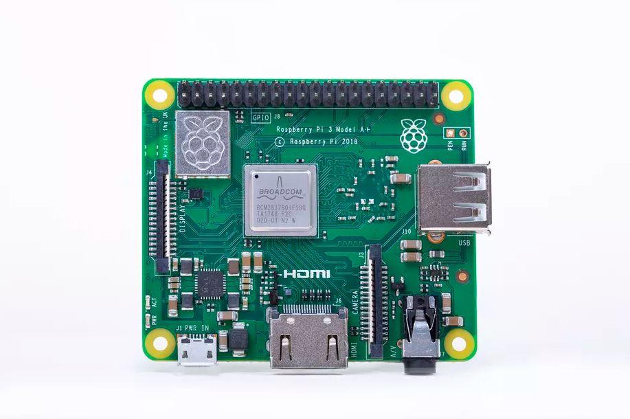 رزبری پای / Raspberry Pi