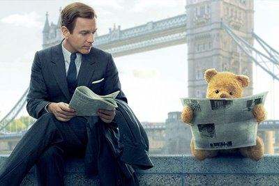 نقد فیلم Christopher Robin - کریستوفر رابین