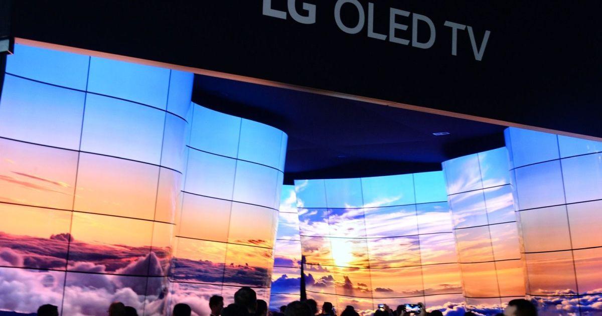 الجی تلویزیون منعطف جدیدی را در نمایشگاه ۲۰۱۹ CES معرفی خواهد کرد