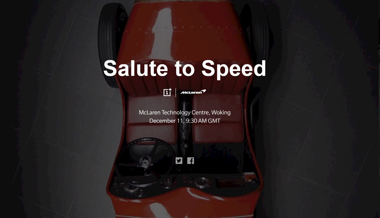 Salute to Speed