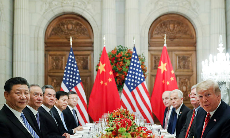 trump USA china / ترامپ آمریکا چین