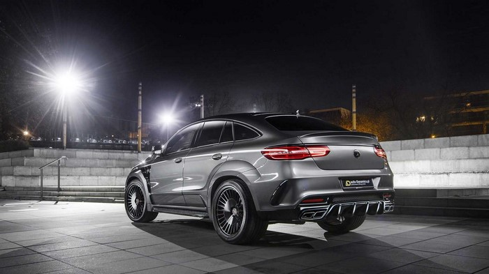 Mercedes-AMG GLE 63 S Coupe Project Inferno