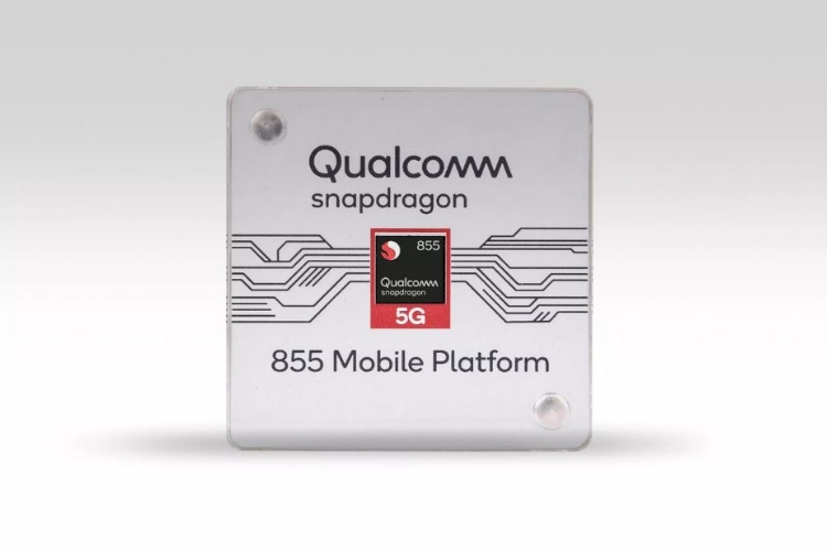 اسنپدراگون 855 کوالکام / Qualcomm Snapdragon 855